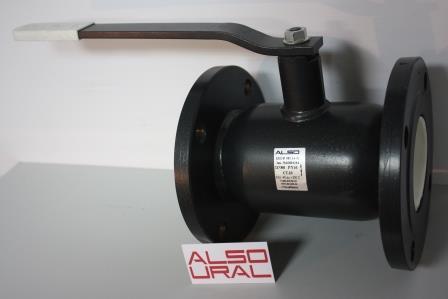 Кран шаровой фланцевый КШ.Ф.080.16-01 Ду80 Ру16