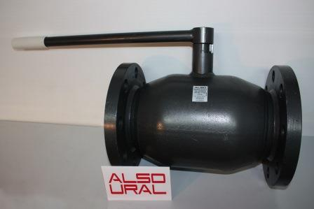 Кран шаровой фланцевый КШ.Ф.125.25-01 Ду125 Ру25